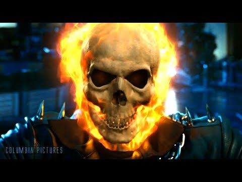 Ghost Rider 2007 All Fight Scenes Edited Youtube
