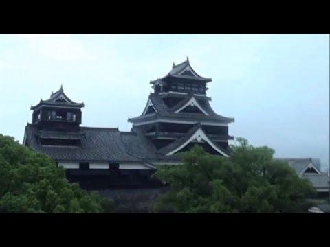 Exploring Kumamoto Castle (熊本城)! Part 1