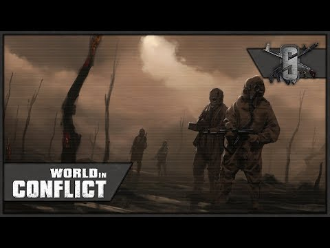 Battle in the Nuclear Wasteland - World in Conflict - Mission 16 (USA)