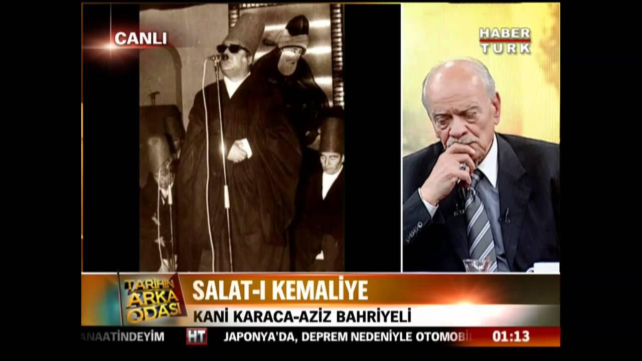 Kani Karaca - Aziz Bahriyeli - Salat-i Kemaliyye - HD