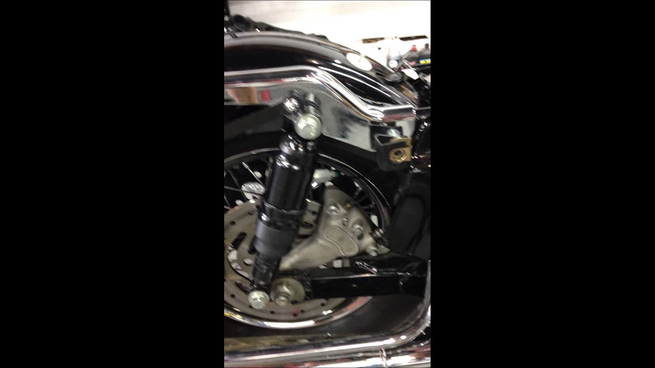 2000 harley davidson sportster 1200 wiring diagram capacitive proximity sensor circuit air ride kit installation video for baggers by cylentcycles com