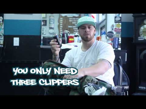 WHAT CLIPPERS TO USE   FOR BEGINNER BARBERS   BY VICK THE BARBER - HD