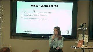 E789: Eliminating Dealbreakers &avoiding fundraising pitfalls: Clara Brenner Urban Innovation Fund