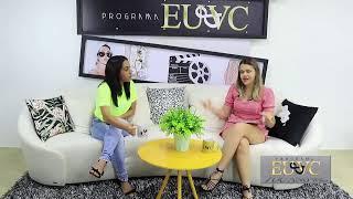 Grazi Freitas, atriz itabaianense é a convidada de hoje no programa Eu & Vc