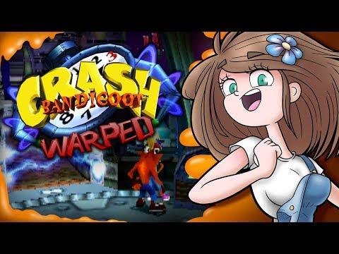 Crash Bandicoot Warped - RadicalSoda Honeybun