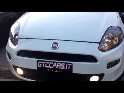 Fiat Punto 1.2 69Cv Benzina Lounge 5 Porte WWW.GTCCARS.IT