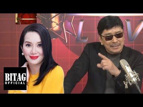 Ben Tulfo to Kris Aquino: 'Sinampal kayo ni VP Leni!'