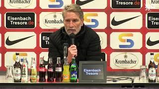 löwen.tv • Pressekonferenz - KSV Hessen - FSV Frankfurt | 14.04.2018