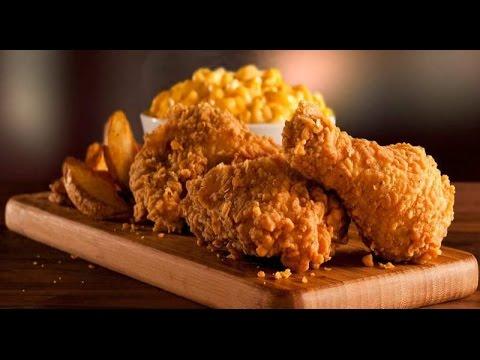 KFC Tavuk Nasıl Yapılır? | Sosyal Mutfak