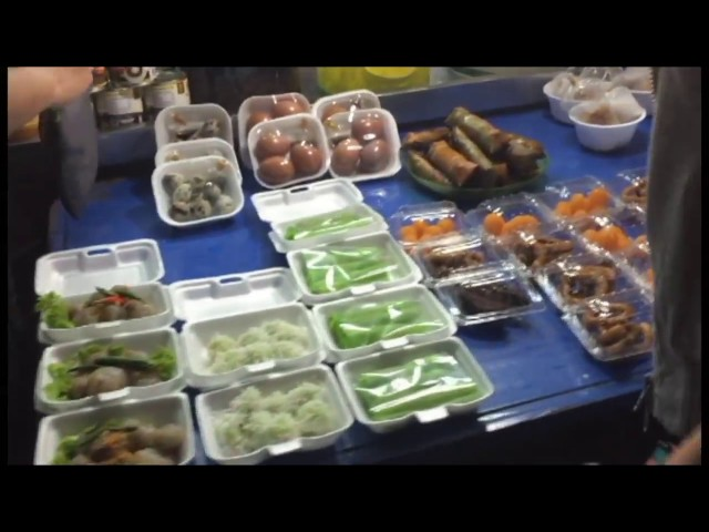 Dannok town after Thai checkpoint | TravelerBase | Traveling