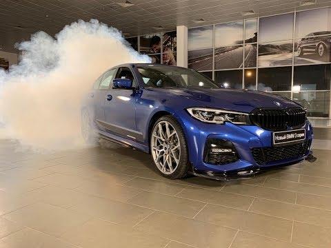 Обзор BMW 3 серии G20. Бородатая Езда и ProDrive.