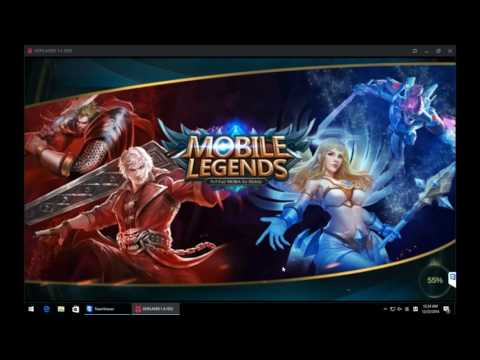 【Mobile Legends: Bang Bang】KOPLAYER丨How To Play Mobile Legends: Bang Bang On PC