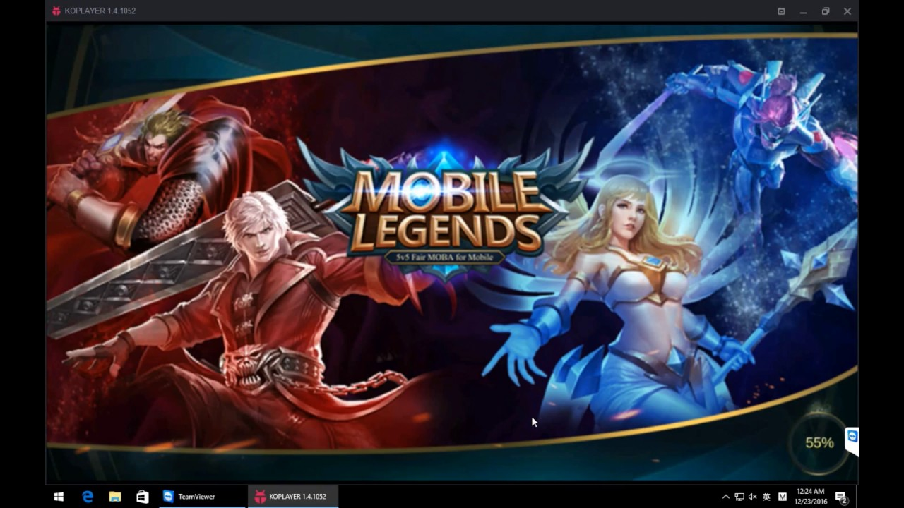 Mobile Legends: Bang bang】KOPLAYER丨How to Play Mobile Legends