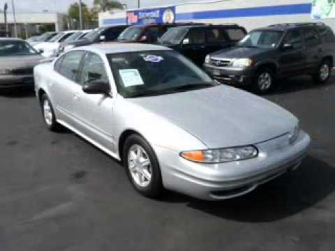 2004 Oldsmobile Alero - Oceanside CA