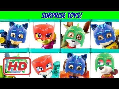 Plus Paw Patrol Turn Into Pj Masks Surprise Toy Blind
