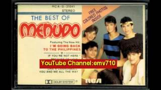 I'm Going Back To The Philippines - Menudo (Best Audio)