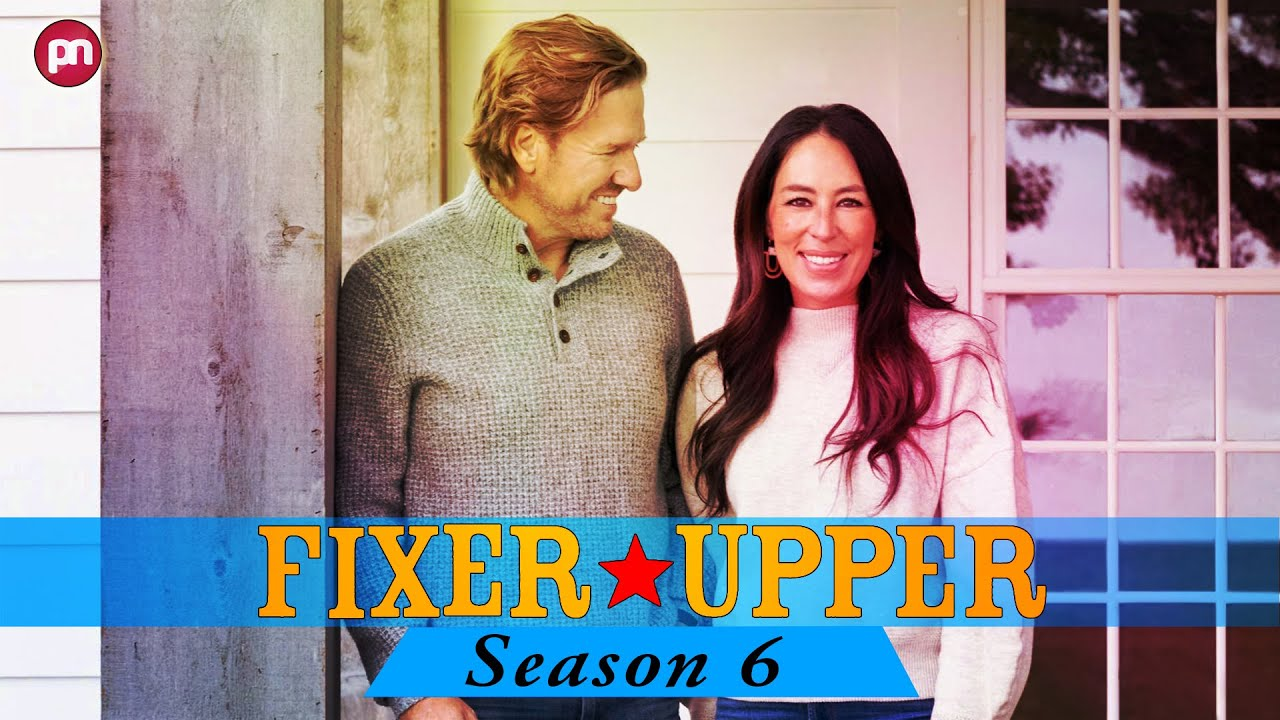 Download Fixer Upper Season 6: Chip and Joanna Gaines Gonna Join The Cast! - Premiere Next