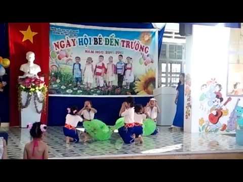 Múa Đi Học Xa lớp Lá 9