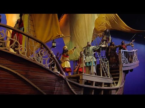 Sight & Sound Theatres® - Jonah (Scene: Sailing Song)