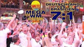 MEGAPARK TV // MEGA WM // DEUTSCHLAND - BRASILIEN 7:1