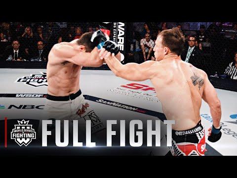 Ozzie Alvarez vs Andrew Ramm | WSOF 28, 2016