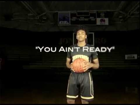 """You Ain't Ready"":  2017-2018 Jonesboro Golden Hurricane Basketball"