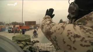 Mit den Regener Grenadieren auf Patrouille in Kunduz/Afghanistan