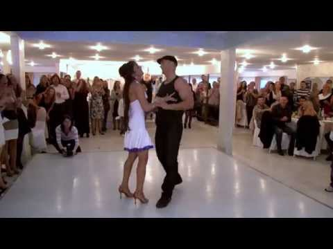 Marko & Milica wedding dance (BIG thanks to Đuro Gluvajić :-)).mpg