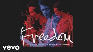 The Jimi Hendrix Experience - Stone Free (Live at the Atlanta Pop Festival) [Audio]