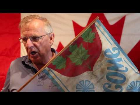 Let's Celebrate Canada's Flag!