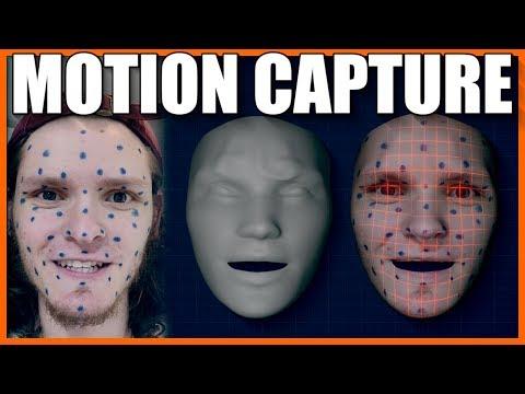 Blender 2.8 Facial motion capture tutorial