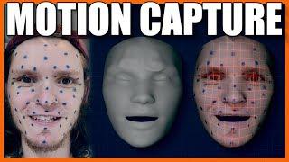 Blender 2.8 Facial moтion capture tutorial