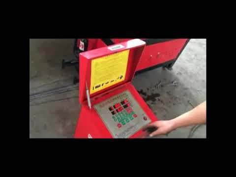 Gt4 12 Single Wire Full Automatic Straightening And