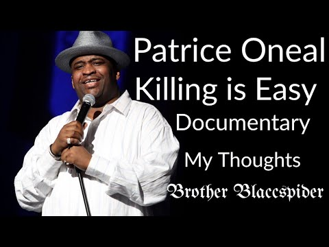 My Thoughts on Patrice Oneal Documentary