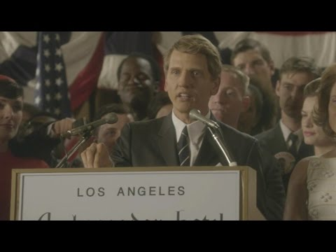 How Barry Pepper mastered his role as RFK  The Kennedys