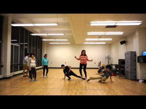 Crazy in Love Dance Practice