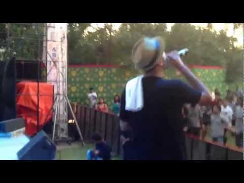 Sound Avtar & Reggae Rajahs LIVE @ NH7 Weekender Pune 2012
