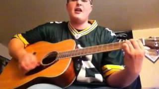 Green Bay Packer song - I love the Packers!