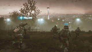 US Invasion of Iran - Battlefield 3