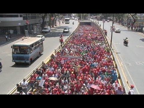 O pesado legado do chavismo
