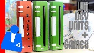 Wii Development Consoles & Games! (RVT-H, RVT-R Wireless & Wired) - H4G
