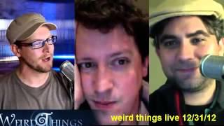 Weird Things Ep. 85 - Fuzzy Wonder Goat