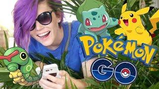 [Pokemon Go] → Episode 2 w/ BBPaws