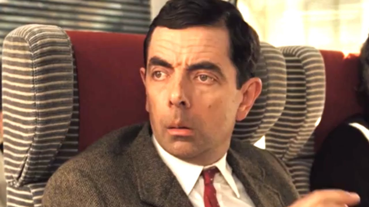mr bean video