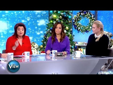 Panel Discusses Brian Ross (ABC News) Suspension - The View