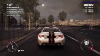 Grid 2 First Try Paris Time Attack PC Gameplay 1080i/p