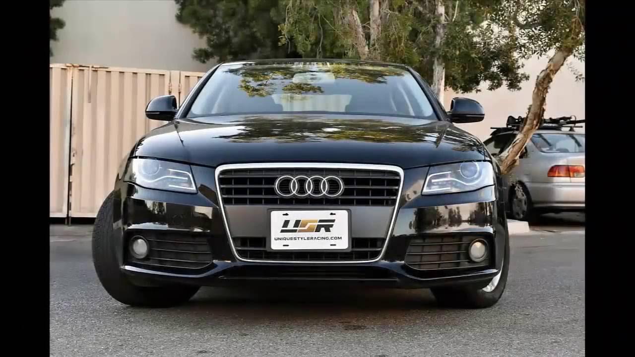 Audi A4 B8 From 2011 Depo Headlight Installation Youtube