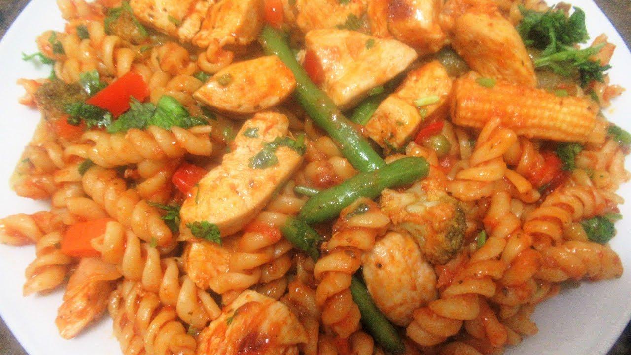 recipe: chicken and macaroni recipes [35]
