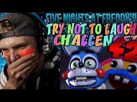 Vapor Reacts #651 | [FNAF SFM] FIVE NIGHTS AT FREDDY'S TRY NOT TO LAUGH CHALLENGE #42 thumbnail