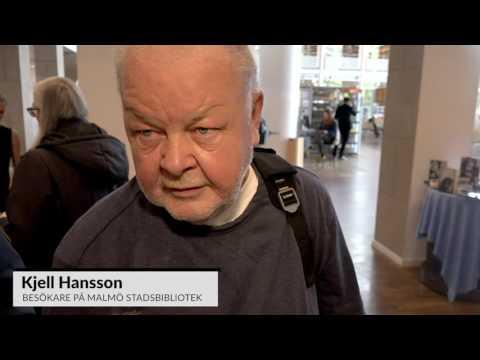 Så var reaktionerna på Malmö stadsbibliotek